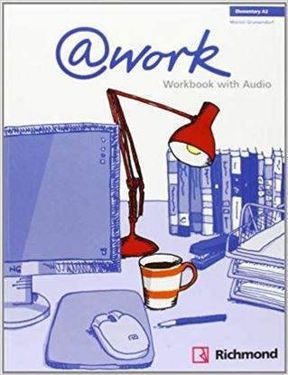 Imagen de @WORK 1 WORKBOOK + CD  A2