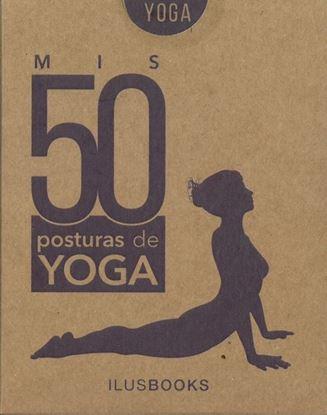 Imagen de MIS 50 POSTURAS DE YOGA (CARTAS)
