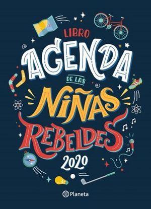 Imagen de LIBRO AGENDA DE LAS NIÑAS REBELDES 2020