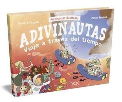 Imagen de ADIVINAUTAS. VIAJE A TRAVES DEL TIEMPO